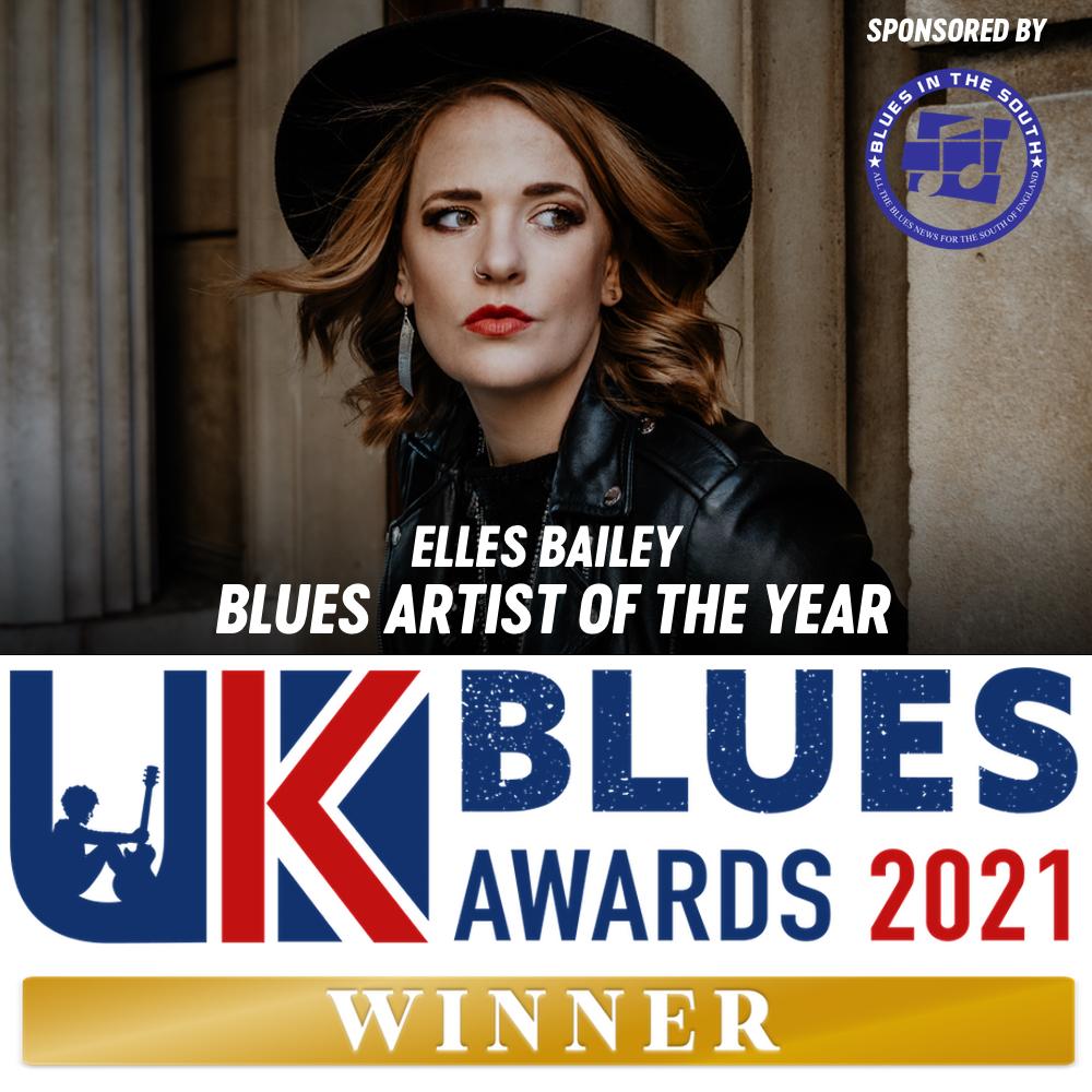 Elles Bailey UKBlues Awards