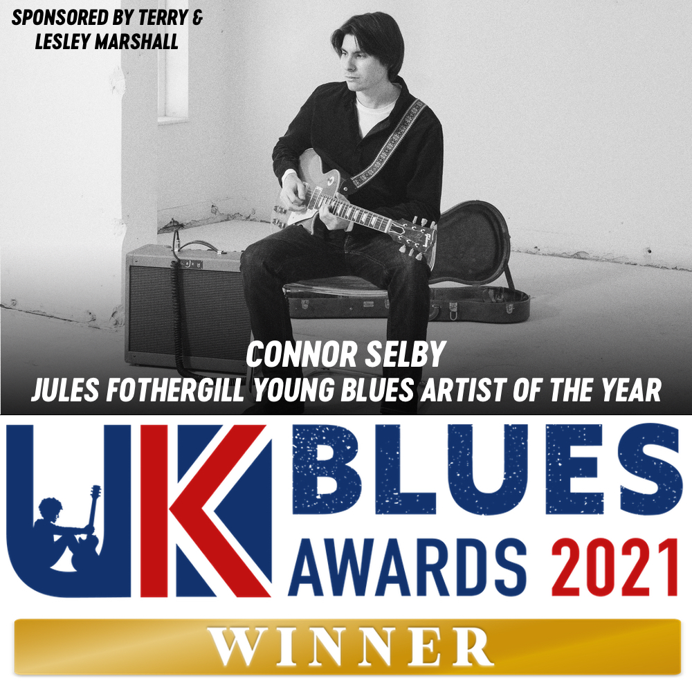 Young Artist UKBlues Connor Selby