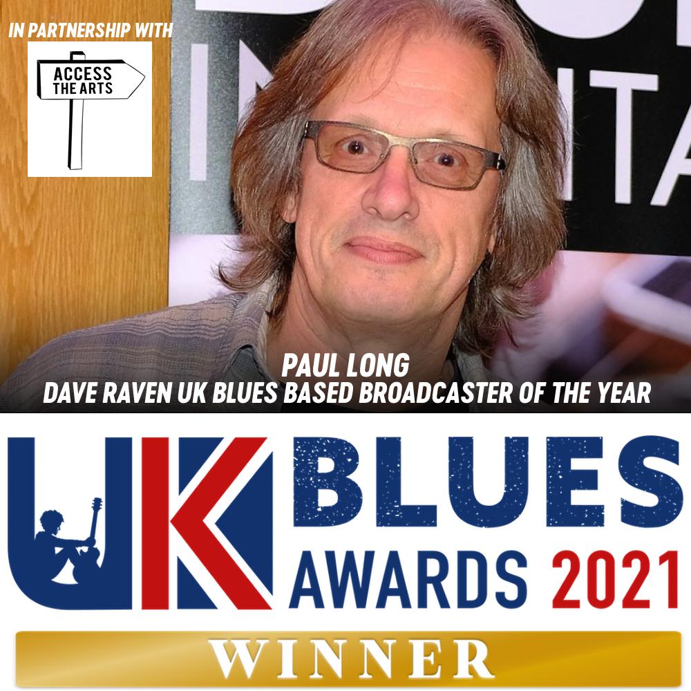 Paul Long Uk Blues Awards